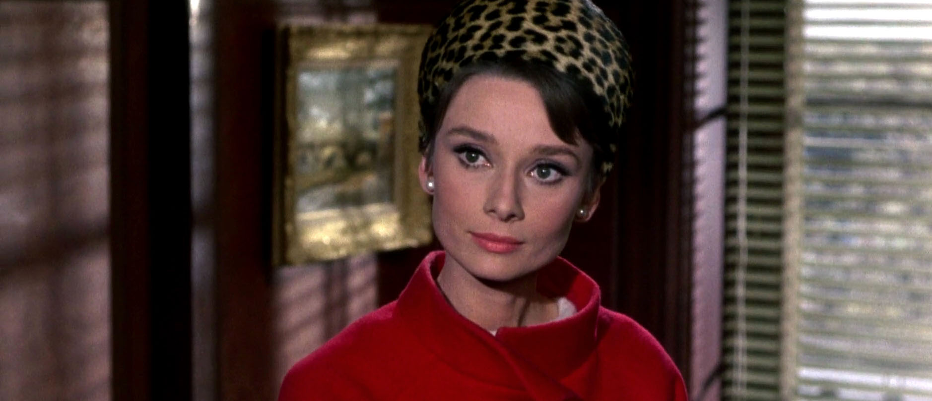 Audrey Hepburn i «Charade»