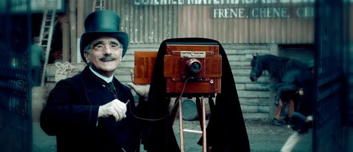 Martin Scorsese i fokus på Montages
