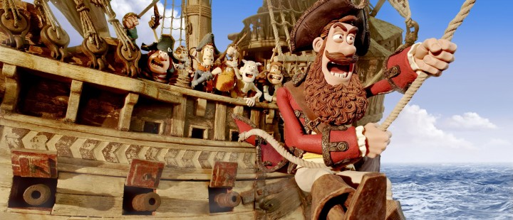 Piratene! er en sprudlende Aardman-triumf