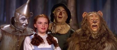 Trollmannen fra Oz i magisk restaurering
