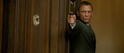 Elegant teaser for Skyfall