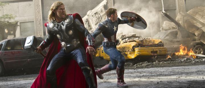 The Avengers – kontrollert ekstravaganza