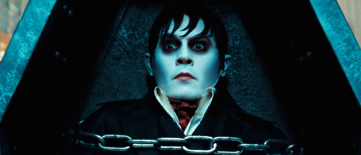 Klassisk Burton i Dark Shadows