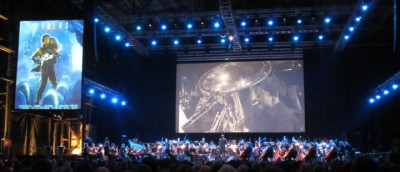 Filmmusikken kommer til live i Krakow