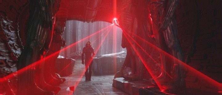 Ren blockbuster-kunst i Prometheus
