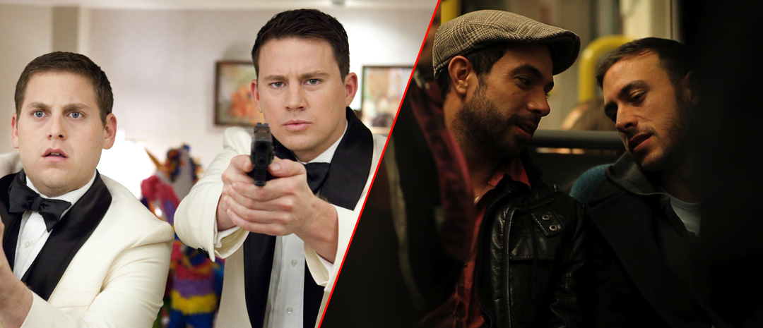 Filmfrelst #99: Weekend og 21 Jump Street