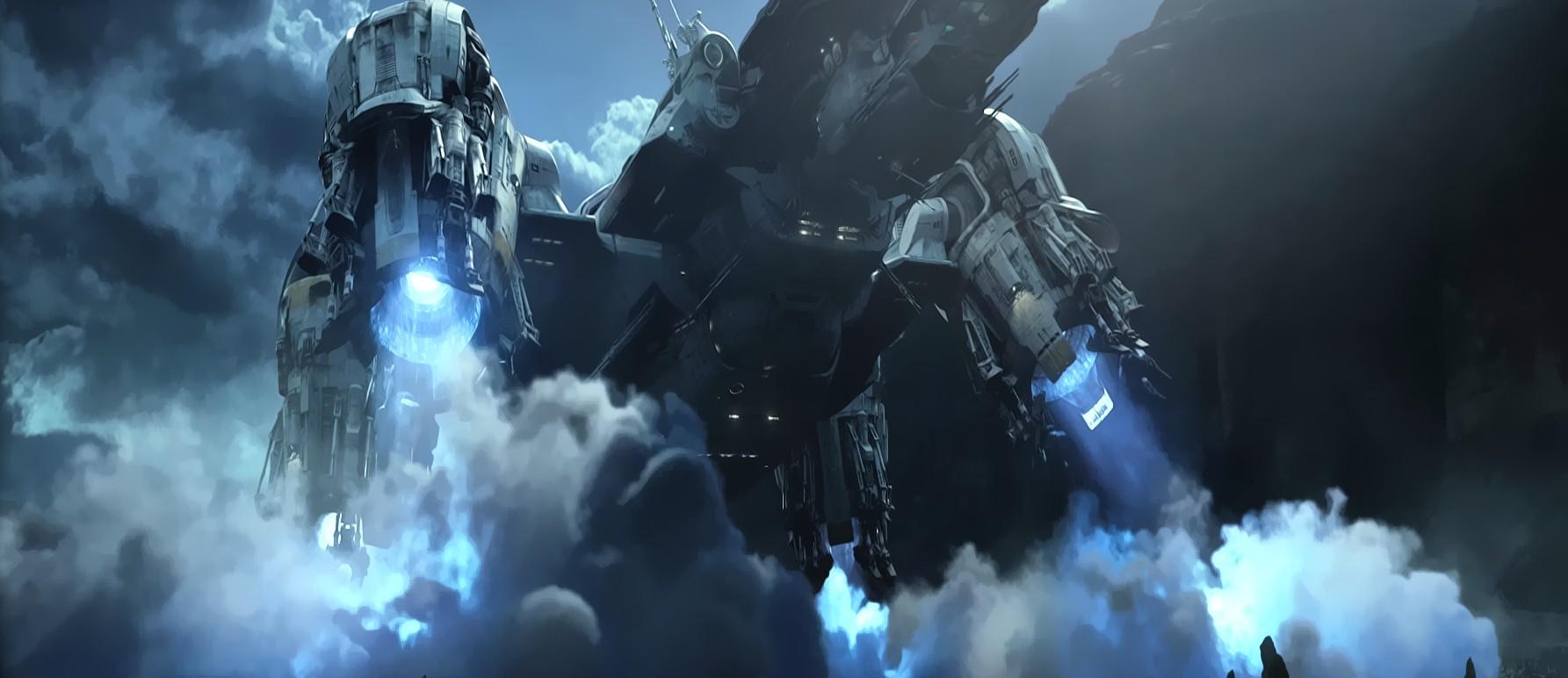 """Ridley Scotts """"Prometheus"""" (2012)"""