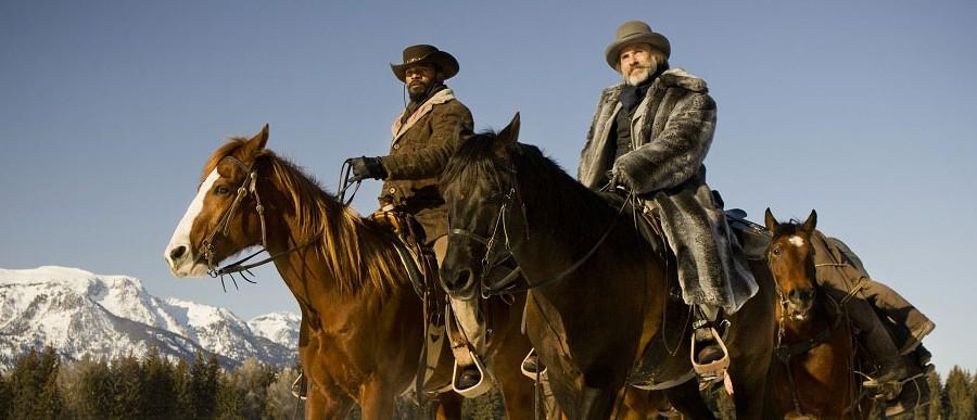 Ny, internasjonal trailer til Django Unchained