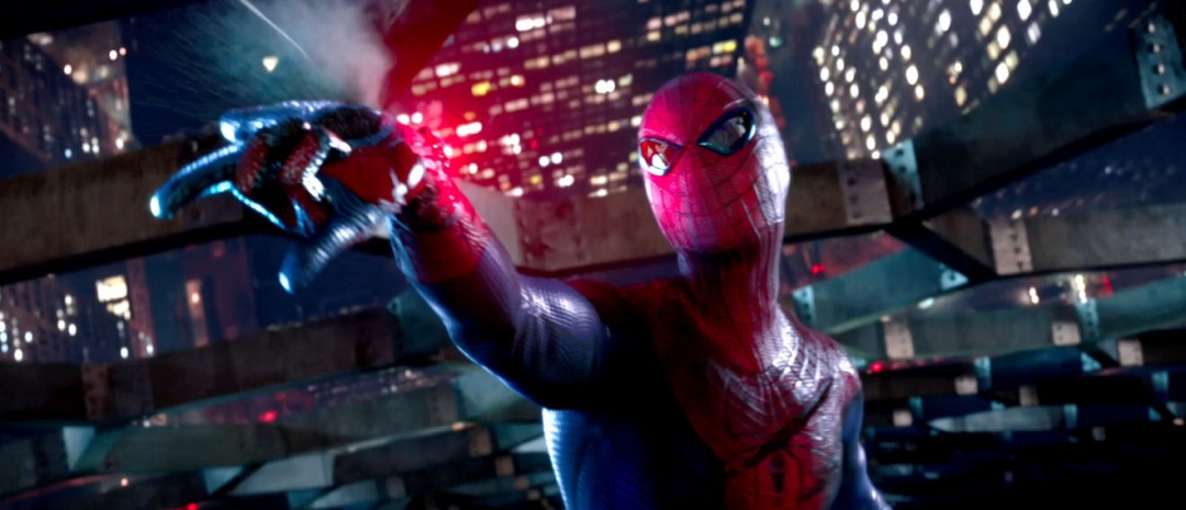 Konkurranse: The Amazing Spider-Man