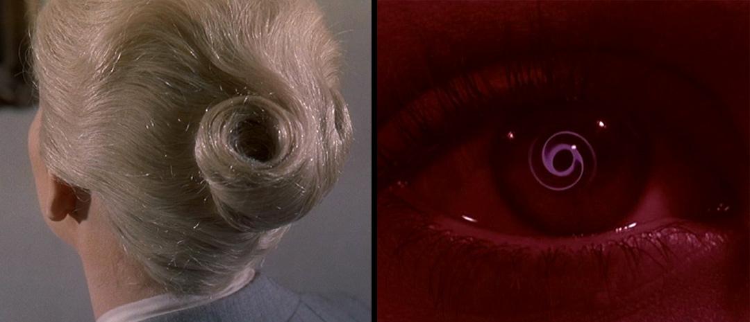 Visuelle dobbeltgjengere i Hitchcocks Vertigo