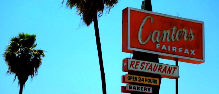 Glimt av L.A. i The Canyons-teaser