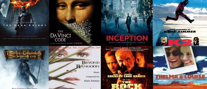 Topp 10: Hans Zimmer soundtracks