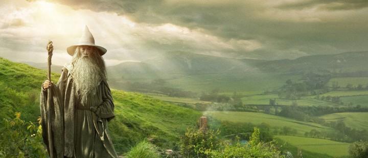 Første plakat til Hobbiten: En uventet reise