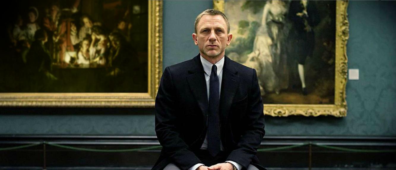 Spenstig Bond i trailerne til Skyfall