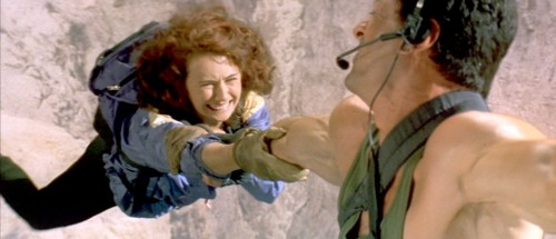 Flashback: Cliffhanger