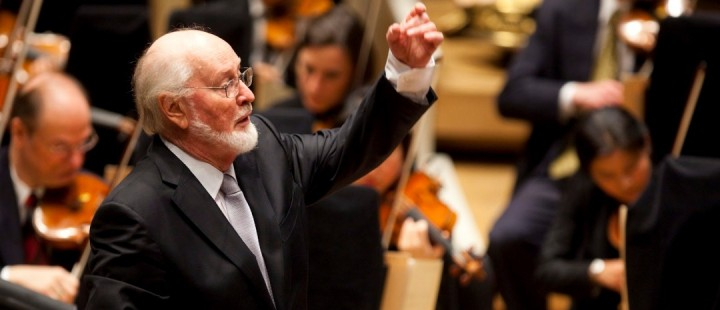 Musikalsk møte med John Williams i Hollywood