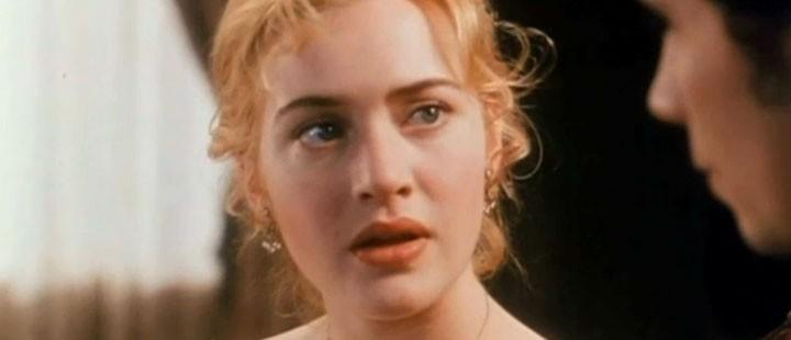 Se Kate Winslets overbevisende audition til Titanic