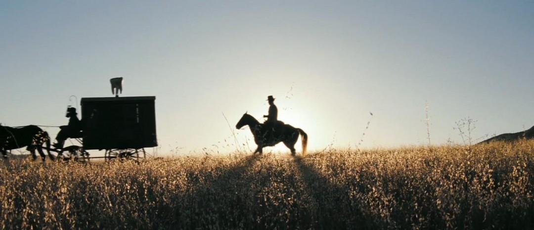 Strålende ny trailer til Tarantinos Django Unchained