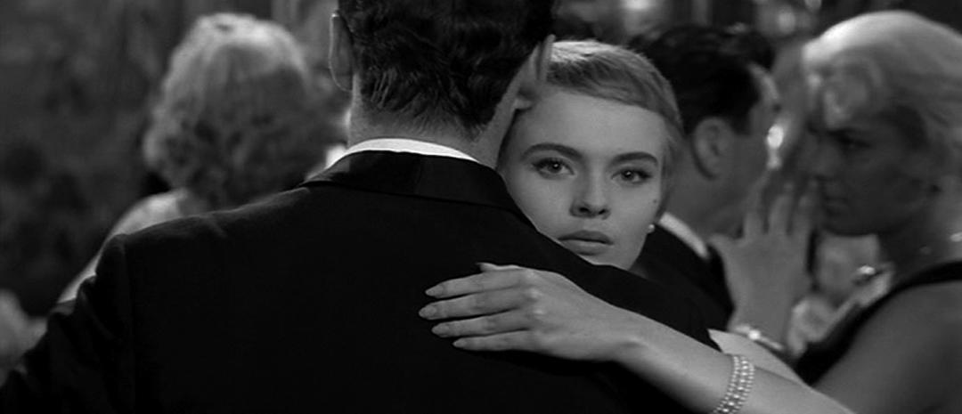 Jean Seberg i «Bonjour Tristesse»