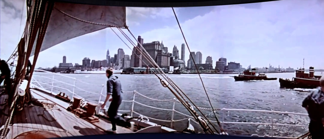 Windjammer og Cinemiracle – enhistorie om filmhistorisk sjøsprut