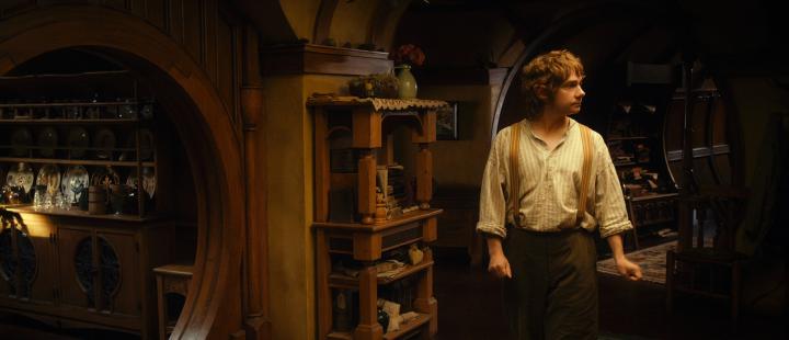Humor og eventyr i tv-spot for Hobbiten