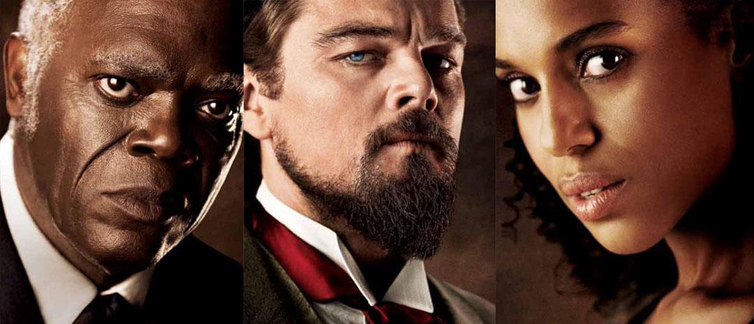 Nye karakterplakater i klassisk stil til Tarantinos Django Unchained