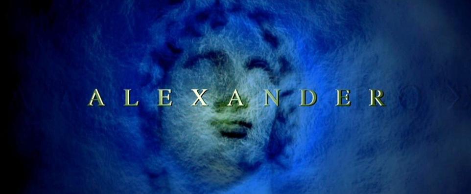 Oliver Stone lager sin fjerde versjon av Alexander