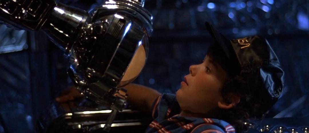 Nytolkning av 80-tallsklassikeren Flight of the Navigator på vei