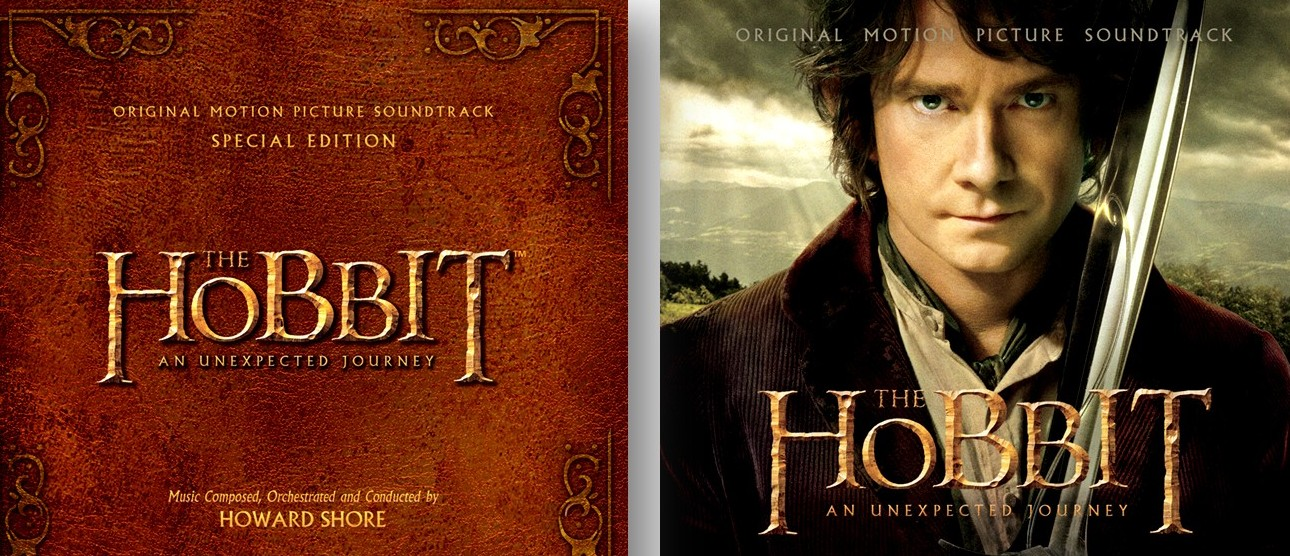 Eksperimentell smakebit fra Howard Shores Hobbiten-soundtrack