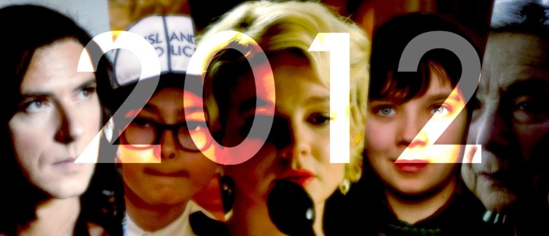 Årets beste filmer – topp 20, 2012