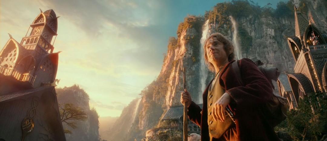 «Hobbiten: En uventet reise»