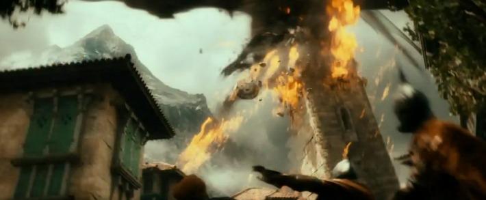 Dragen Smaug og episke slagscener i ny Hobbiten-teaser