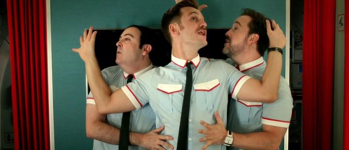 Syngende teaser til Almodóvars flykomedie I'm So Excited