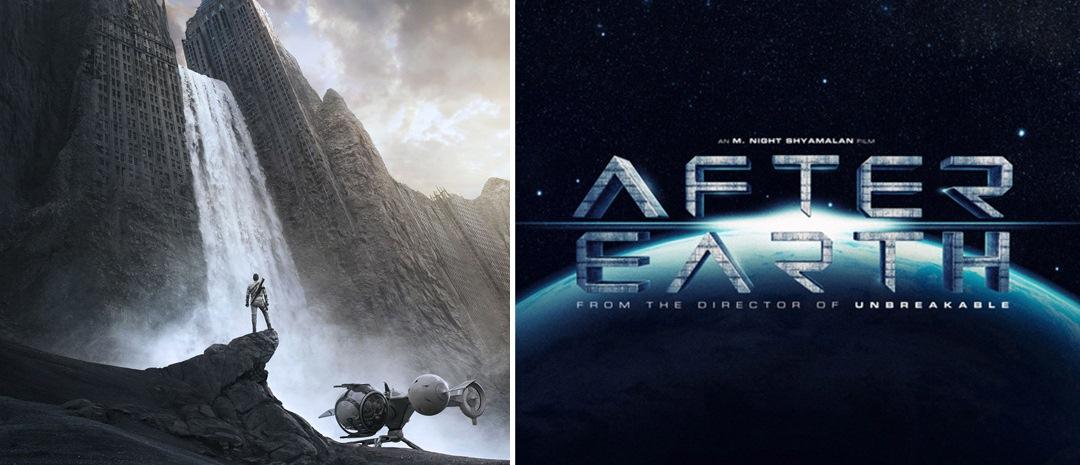 Postapokalyptiske trailere til Oblivion og After Earth