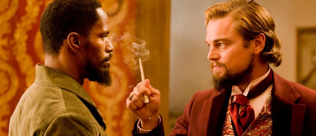 Jamie Foxx vs. Leonardo DiCaprio i «Django Unchained»
