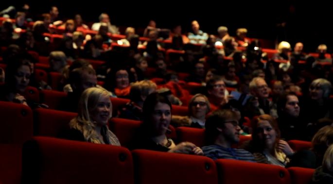 TIFF-publikum
