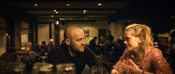 Jürgen Vogel og Ane Dahl Torp i «Nåde»