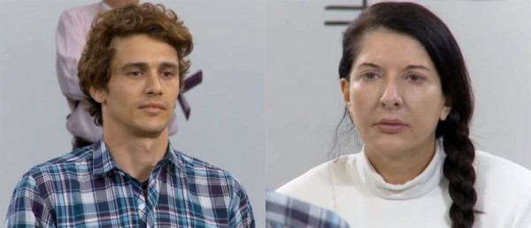 Kunstner Marina Abramović lager dokumentarfilm om James Francos liv