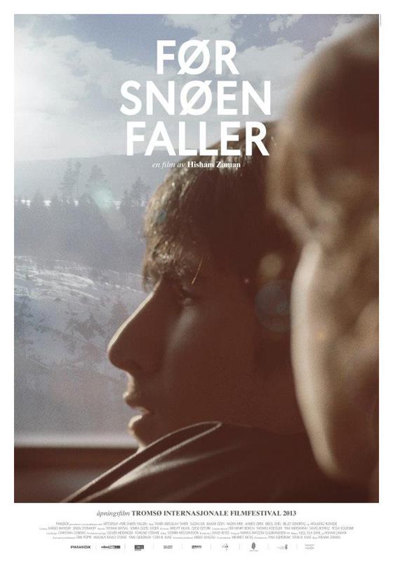 «Før snøen faller» – plakat