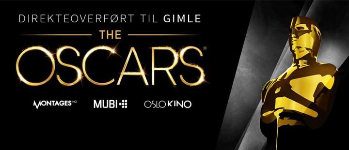 Alt klart for Oscarnatt på Gimle kino