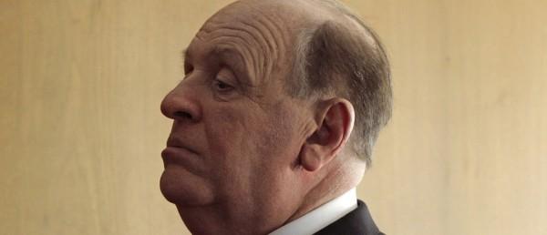 Enkelt og fornøyelig portrett i Hitchcock