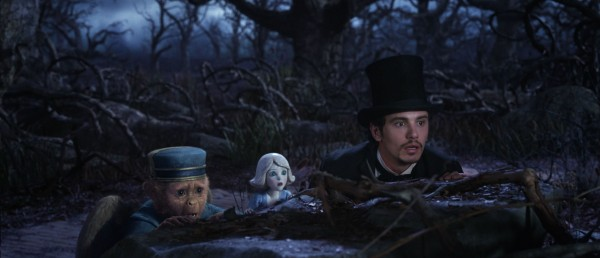 Sam Raimis Oz the Great and Powerful – en fargepalett på høyt budsjett