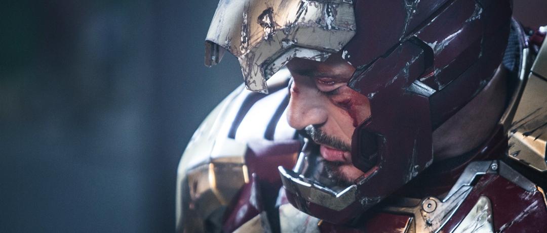 Actionfyrverkeri med dystre undertoner i Iron Man 3