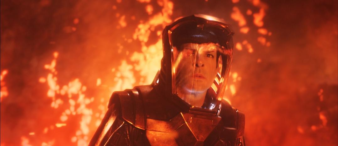 Actionteft bryter lydmuren i Star Trek Into Darkness
