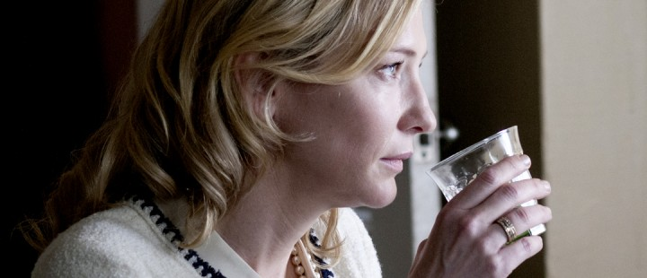 Første trailer for Woody Allens Blue Jasmine med intens Cate Blanchett