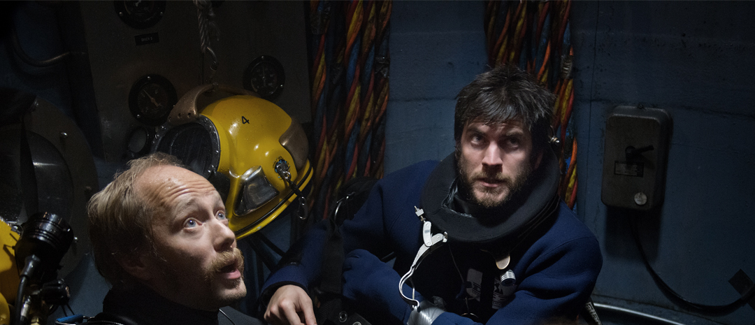 Ny dramatisk trailer til Erik Skjoldbjærgs undervannsthriller Pionér