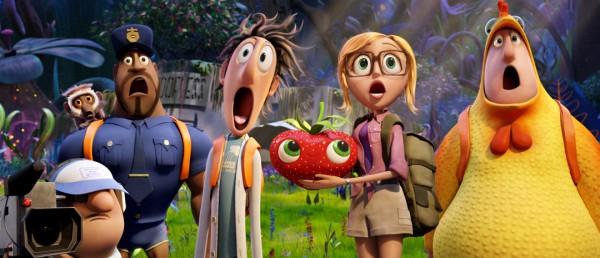 Fersk trailer til animasjonsoppfølgeren Det regner kjøttboller 2 ute