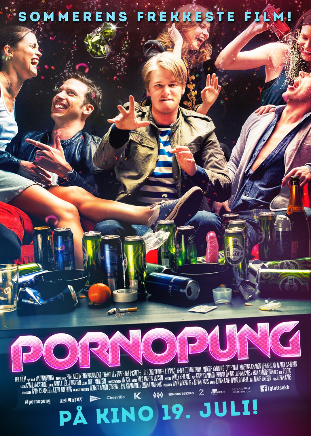 Pornopung - filmplakat