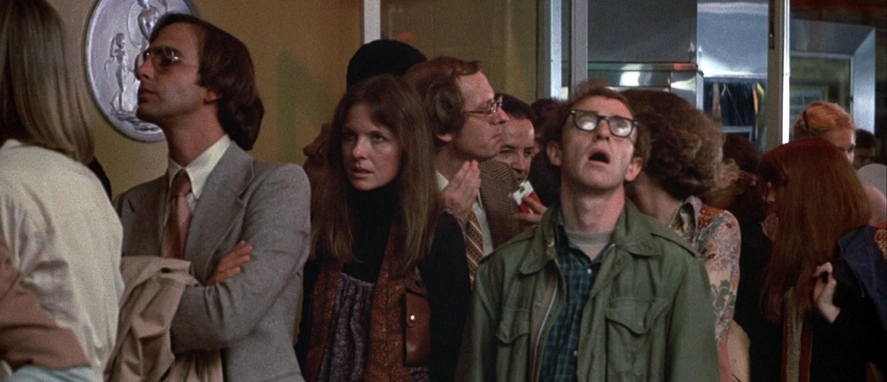 Woody Allen, Annie Hall og postmodernismen – en misfornøyd romanse