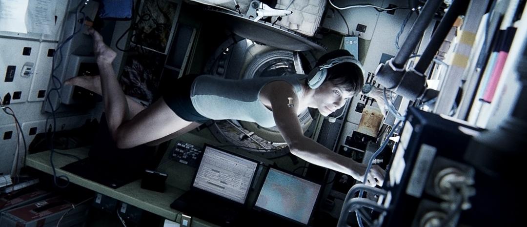 Panegyrisk mottagelse av Alfonso Cuaróns Gravity i Venezia